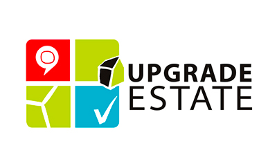 Upgrade Estate logo