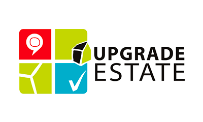 Upgrade Estate logo