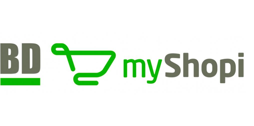 BD myShopi logo